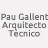 Pau Gallent Arquitecto Técnico