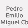 Pedro Emilio Miguel Cb