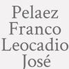 Pelaez Franco  Leocadio José