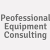 Professional Equipment Consulting