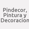 Pindecor, Pintura Y Decoracion