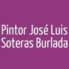 Pintor José Luis Soteras Burlada