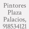 Pintores Plaza Palacios