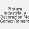 Pintura Industrial y Decoracion Mc Gomez Romero