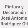 Pintura y Decoración José Antonio Rodríguez Gil