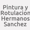 Pintura y Rotulacion Hermanos Sanchez