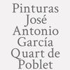 Pinturas José Antonio García Quart de Poblet