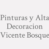 Pinturas y Alta Decoracion Vicente Bosque