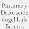 Pinturas y Decoración ángel Luís Becerra