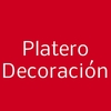 Platero Decoración