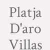 Platja D'aro Villas