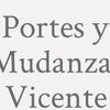 Portes Y Mudanzas Vicente