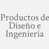 Productos de Diseño e Ingenieria