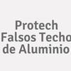 Protech Falsos Techo De Aluminio