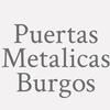 Puertas Metálicas Burgos