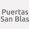 Puertas San Blas