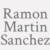 Ramon Martin Sanchez