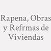 Rapena, Obras Y Refrmas De Viviendas