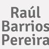 Raúl Barrios Pereira
