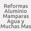 Reformas Aluminio Mamparas Agua Y Muchas Mas