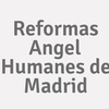 Reformas Angel Humanes de Madrid