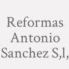 Antonio Sanchez e Hijos Construcciones y Reformas en General