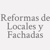 Reformas De Locales Y Fachadas