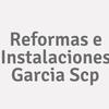 Reformas E Instalaciones Garcia Scp