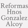 Reformas Hnos Gonzalez. Alcoy
