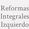 Reformas Integrales Izquierdo