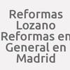 Reformas Lozano Reformas En General En Madrid