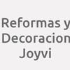Reformas Y Decoracion Joyvi
