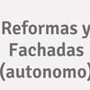 Reformas Y Fachadas  (autonomo)