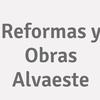 Reformas Y Obras Alvaeste