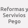 Reformas Y Servicios Pego