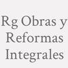Rg Obras Y Reformas Integrales