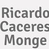 Ricardo Caceres Monge