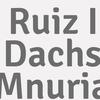 Ruiz I Dachs  Mnuria