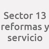 Sector 13 Reformas Y Servicio