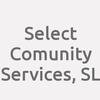 Select Comunity Services, Sl
