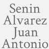 Senin Alvarez Juan Antonio
