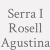 Serra I Rosell  Agustina