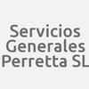 Servicios Generales  Perretta Sl