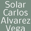 Solar Carlos Alvarez Vega