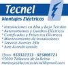 Montajes Eléctricos Y Climatización Tecnel