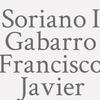 Soriano I Gabarro  Francisco Javier