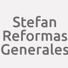 Stefan Reformas Generales