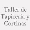 Taller De Tapicería Y Cortinas