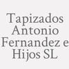 Tapizados Antonio Fernandez E Hijos Sl