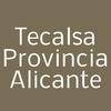 Tecalsa Provincia Alicante